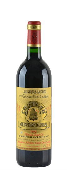 1997 Angelus Bordeaux Blend