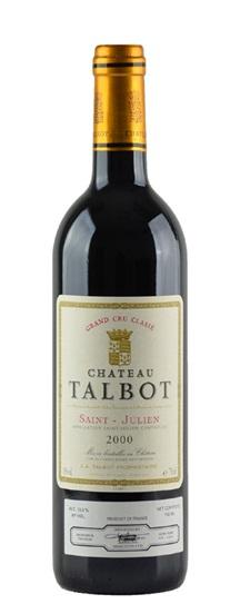2000 Talbot Bordeaux Blend