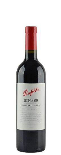 1996 Penfolds Cabernet / Shiraz Bin 389