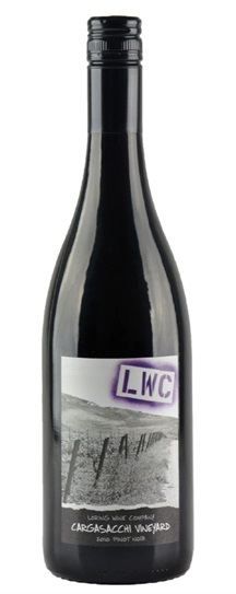 2010 Loring Wine Co Pinot Noir Cargasacchi Vineyard