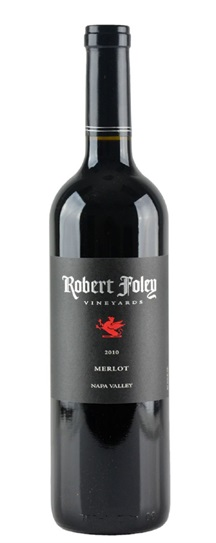 2010 Robert Foley Vineyards Merlot