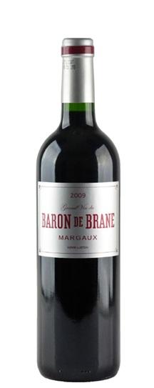 2009 Le Baron de Brane Bordeaux Blend