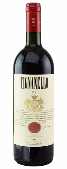 2001 Antinori Tignanello IGT