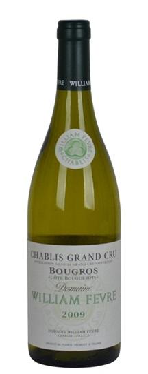 2004 Fevre, Domaine William Chablis Bougros Cote Bouguerots Grand Cru