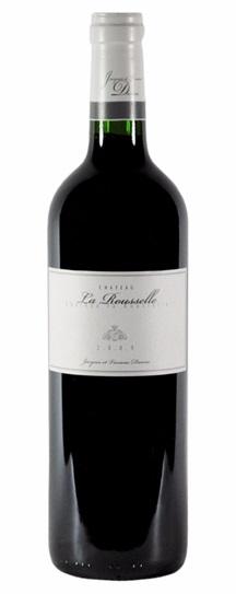 2011 La Rousselle Bordeaux Blend