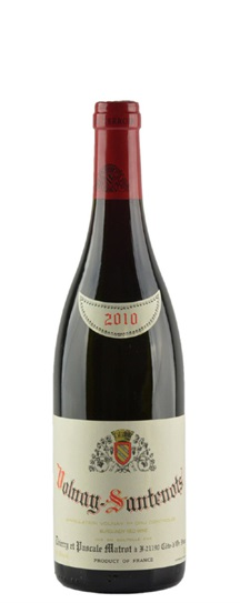 2010 Matrot, Domaine Thierry Volnay Santenots