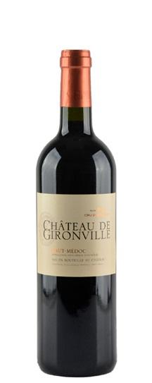 2010 Gironville Bordeaux Blend