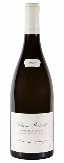 2011 Sauzet, Domaine Etienne Puligny Montrachet Hameau de Blagny Premier Cru