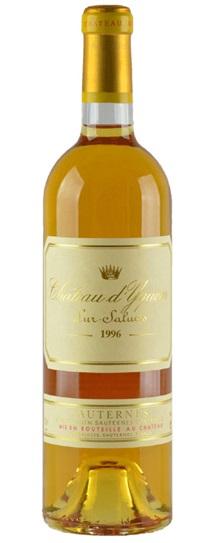 1996 Chateau d'Yquem Sauternes Blend