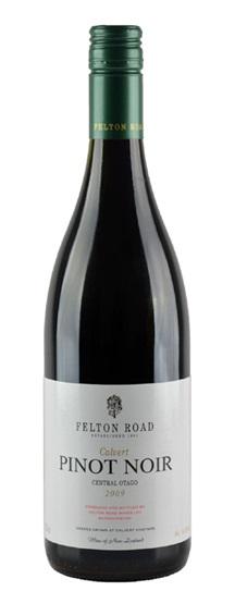 2009 Felton Road Pinot Noir Calvert