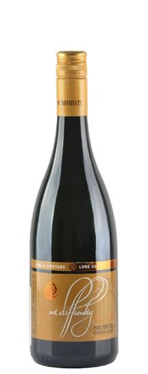 2007 Mt. Difficulty Pinot Noir Long Gully