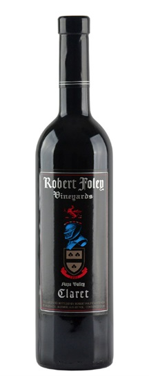 2000 Robert Foley Vineyards Claret