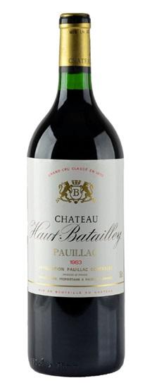 1983 Haut Batailley Bordeaux Blend