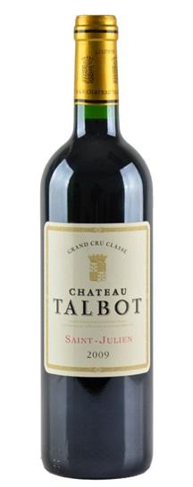 2009 Talbot Bordeaux Blend