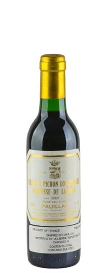 1989 Pichon-Longueville Comtesse de Lalande Bordeaux Blend