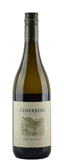 2010 Cederberg Bukketraube