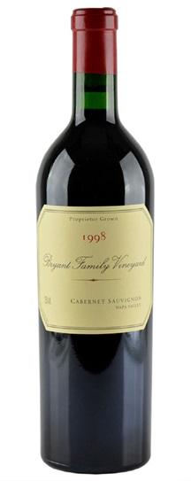 2000 Bryant Family Vineyard Cabernet Sauvignon