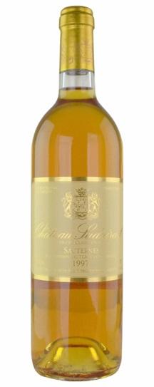 1996 Chateau Suduiraut Sauternes Blend