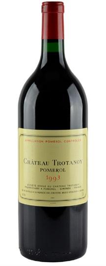 1993 Trotanoy Bordeaux Blend