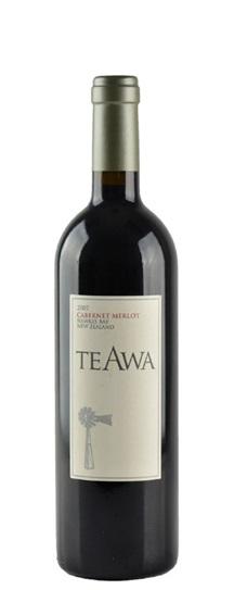 2007 Te Awa Cabernet-Merlot