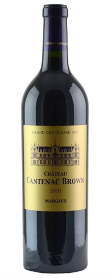2010 Cantenac Brown Bordeaux Blend