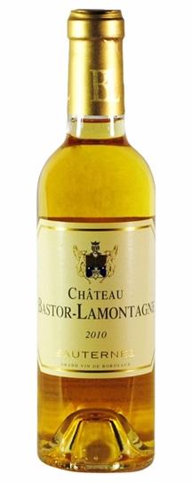 2010 Bastor-Lamontagne Sauternes Blend