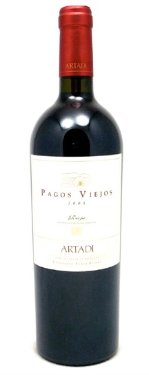 2007 Artadi Rioja Pagos Viejos