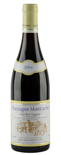 2004 Bernard Morey Chassagne Montrachet Vieilles Vignes
