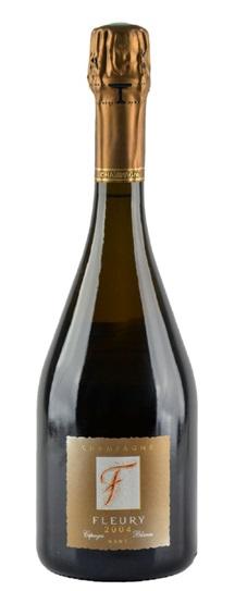 2004 Fleury Champagne Brut Cepages Blancs