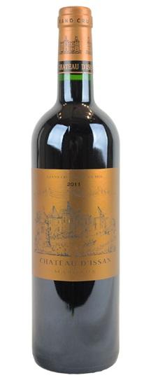 2011 d'Issan Bordeaux Blend