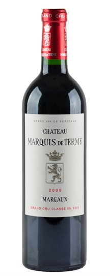 2011 Marquis-de-Terme Bordeaux Blend