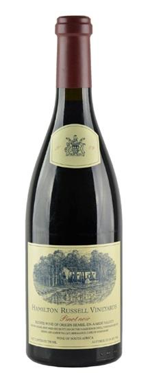 2009 Hamilton Russell Pinot Noir
