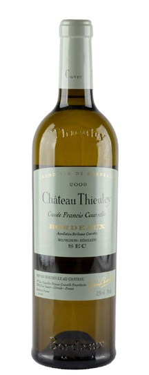 2009 Thieuley Cuvee Francis Courselle