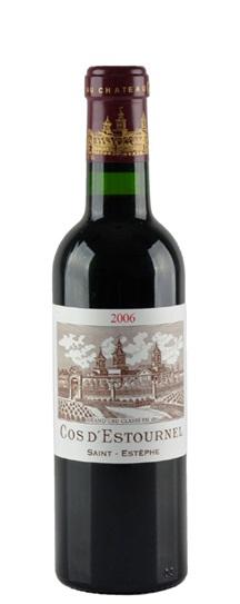 2006 Cos d'Estournel Bordeaux Blend
