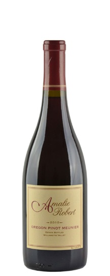 2010 Robert, Amalie Pinot Meunier Estate