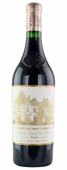 2012 Haut Brion Bordeaux Blend