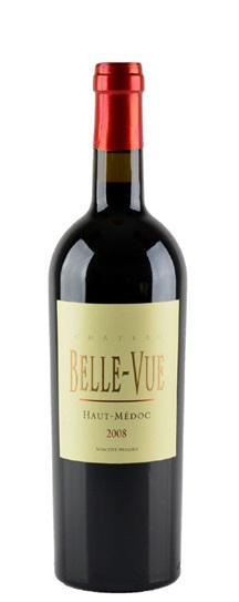 2008 Belle Vue Bordeaux Blend