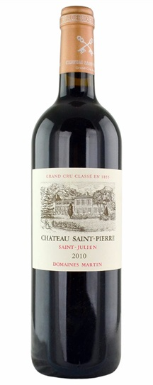 2009 Saint Pierre, Chateau Bordeaux Blend