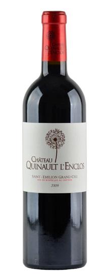2009 Quinault l'Enclos Bordeaux Blend