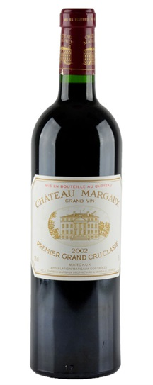 2002 Margaux, Chateau Bordeaux Blend