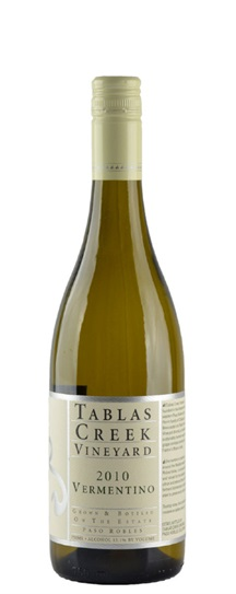 2010 Tablas Creek Vermentino