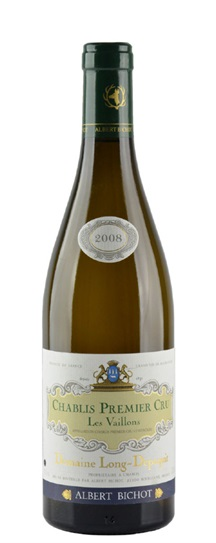 2008 Long-Depaquit Chablis Vaillons