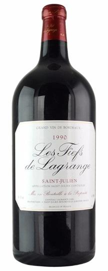 1990 Les Fiefs de Lagrange Bordeaux Blend