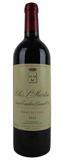 2000 Clos St Martin Bordeaux Blend