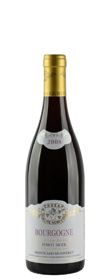 2008 Mongeard-Mugneret, Domaine Bourgogne
