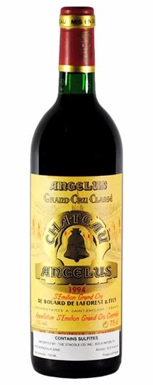 1993 Angelus Bordeaux Blend