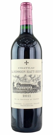 2011 Mission Haut Brion, La Bordeaux Blend
