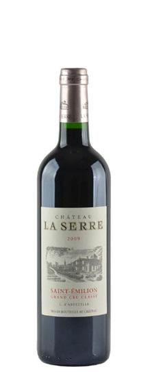 2009 La Serre Bordeaux Blend