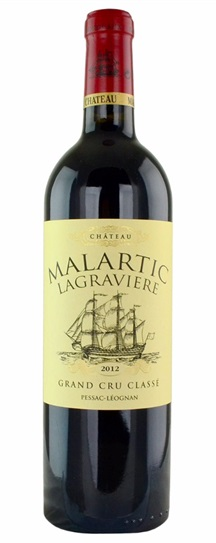2012 Malartic-Lagraviere Bordeaux Blend
