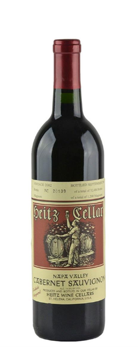 Buy 1994 Heitz Cabernet Sauvignon Trailside Vineyard 750ml
